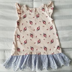 Gap dress and bloomers.
